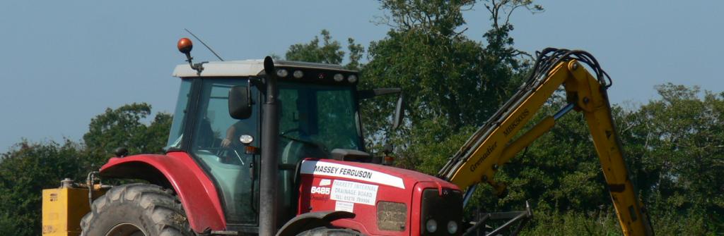 Massey Ferg Tractor