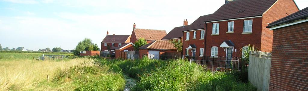 Landscape development control