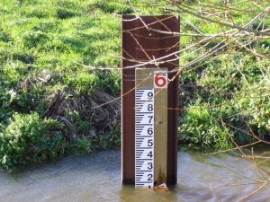 Water Level Gauge Board